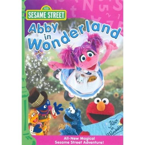 Sesame Street: Abby in Wonderland (dvd_video)