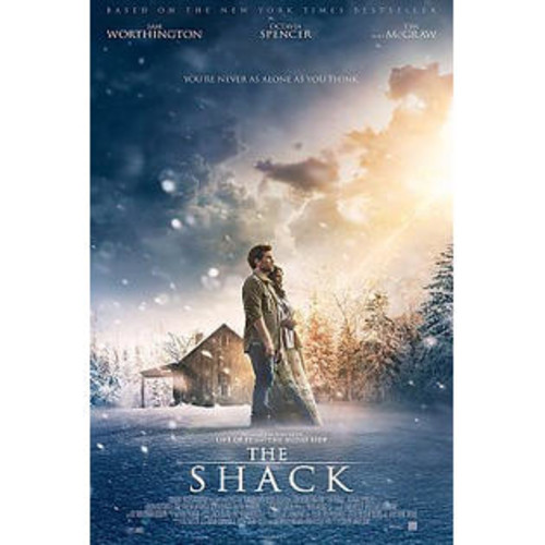 Lions Gate 188069 The Shack DVD