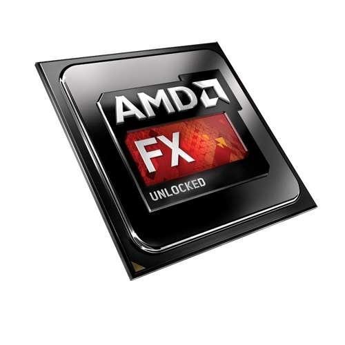 AMD FX-9590 Processor - Eight-Core, 4.7 GHz, 8MB Cache, Socket AM3+ - FD9590FHHKWOF