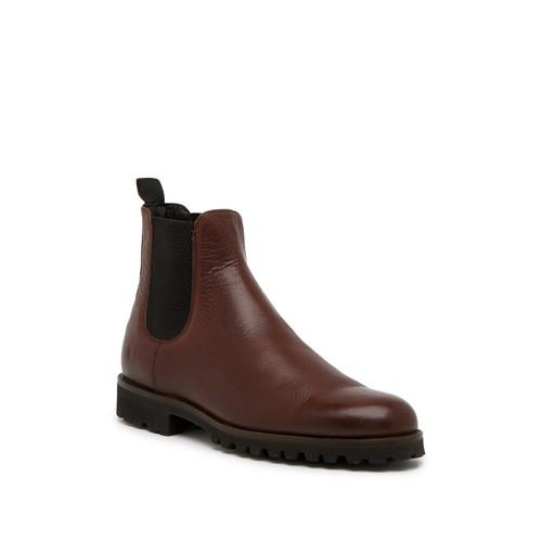 Edwin Leather Chelsea Boot