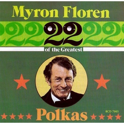 22 Greatest Polkas CD (2002)