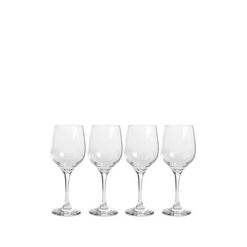 White Wine Glasses - Set of 4