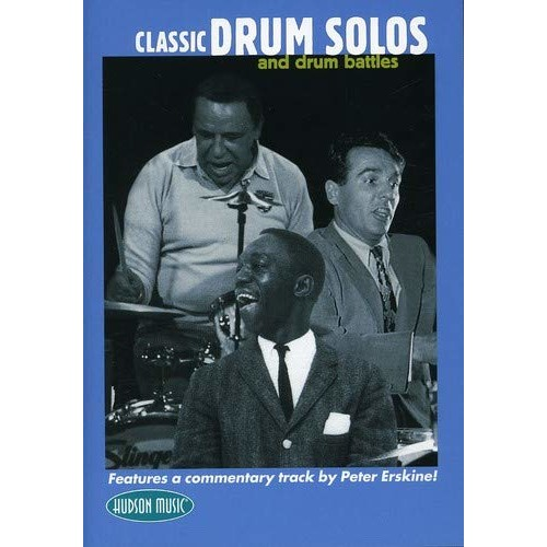 Classic Drum Solos and Drum Battles