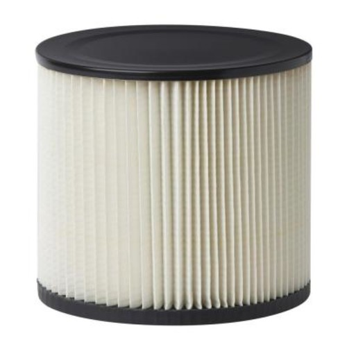 Multi-Fit 6.5 in. Cartridge Filter for Shop-Vac and Genie Wet Dry Vacs