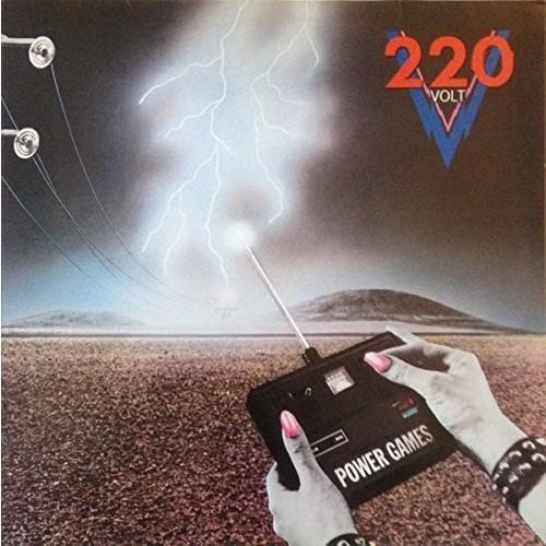 Power games (1984) / Vinyl record [Vinyl-LP]