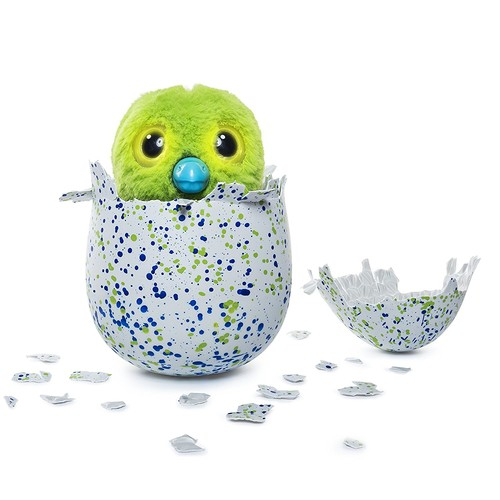 Hatchimals Draggle - Blue/Green Egg [Blue/Green, Draggle]