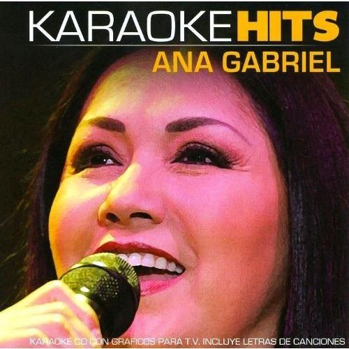 Karaoke: Ann Gabriel [CD]