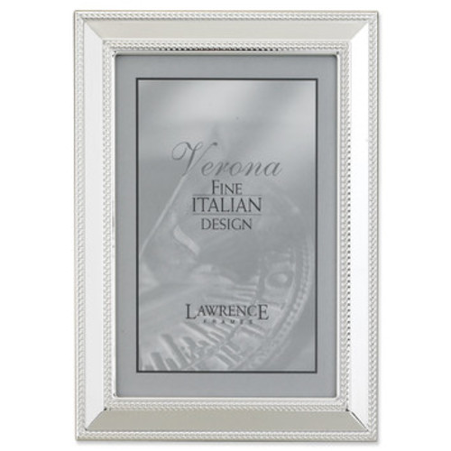 Braid Border Picture Frame by Lawrence Frames