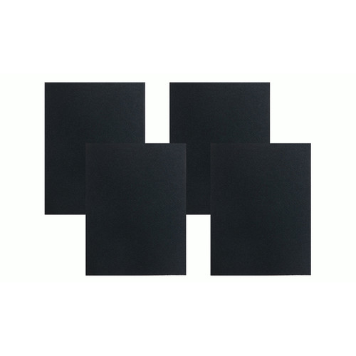 4 Fellowes Carbon Filters, Part # HF-300