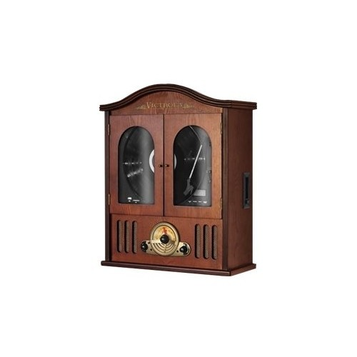 Victrola - Classic Audio system - Brown