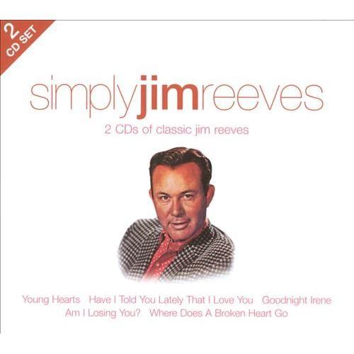 Simply Jim Reeves [CD]