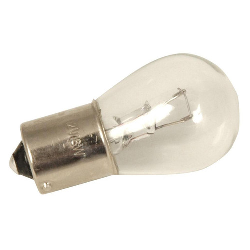 Moonray Incandescent Light Bulb 18 watts 200 lumens 2700 K Low Voltage Bayonet (B15) 2 pk - Light bulbs