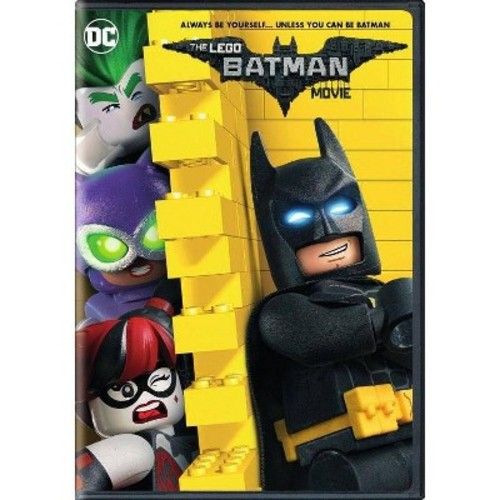 The Lego Batman Movie (DVD)