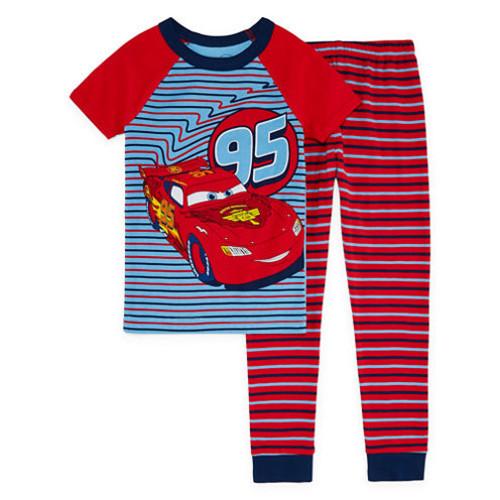 Disney 2 pc Cars Pajama Set Boys JCPenney