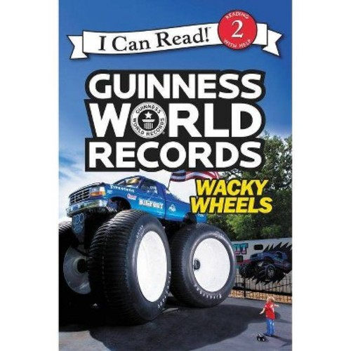 Guinness World Records Wacky Wheels