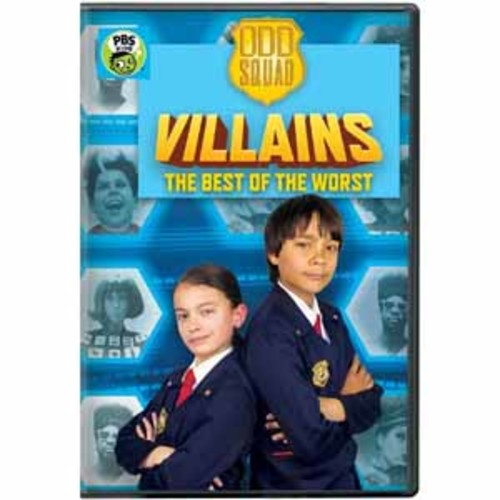 Odd Squad: Odd Squad Villains - The Best Of The Worst [DVD]