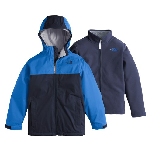 The North Face Boys' Chimborazo 3-in-1 Jacket