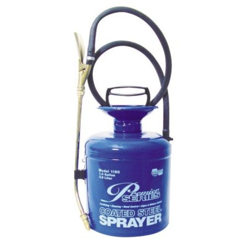 Chapin 1180 Premire Pro 1-Gallon Tri-poxy Steet Sprayer For Fertilizer, Herbicides and Pesticides