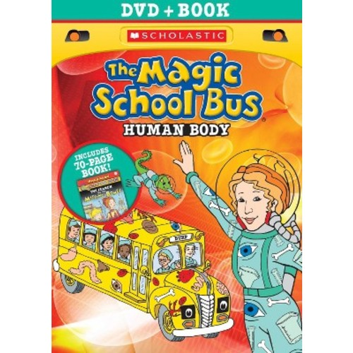 The Magic School Bus: Human Body [With Book]