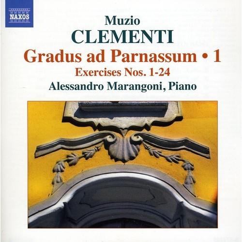 Muzio Clementi: Gradus ad Parnassum, Vol. 1 [CD]