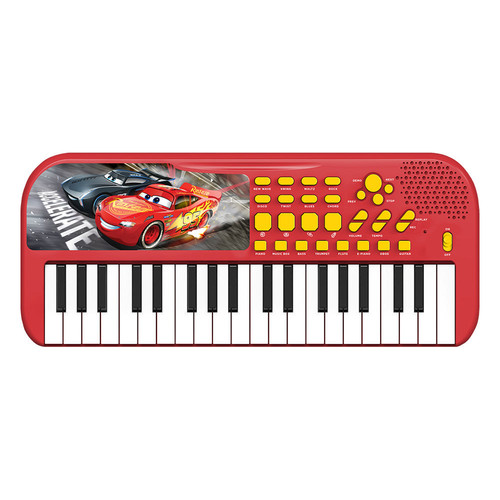 Disney Pixar Cars 3 Keyboard