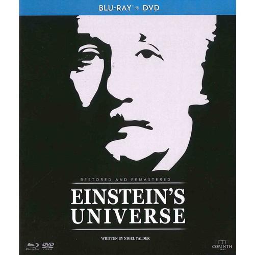 Einstein's Universe (Blu-ray/DVD)