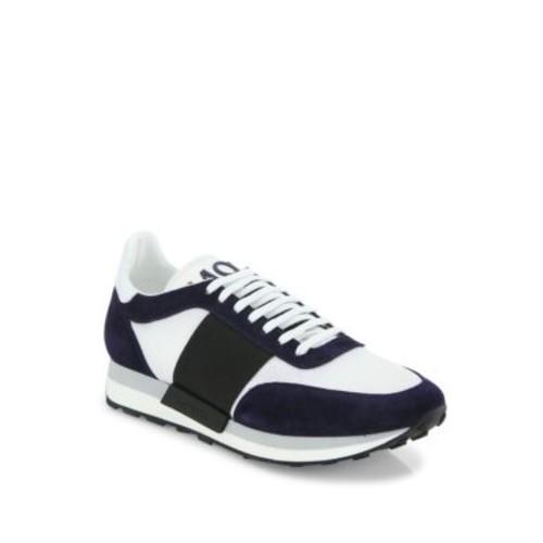 Horace Suede & Mesh Sneakers