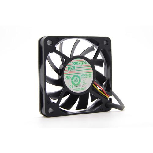 Original magic MGT6012LB-R10 60*60*10mm 6CM 6010 dc 12V 0.09A projector axial cooling fan