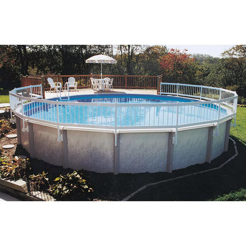 GLI Above-Ground Pool Fence Kit A Set