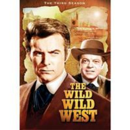 The Wild Wild West: The Third Season (6 Discs) (dvd_video)