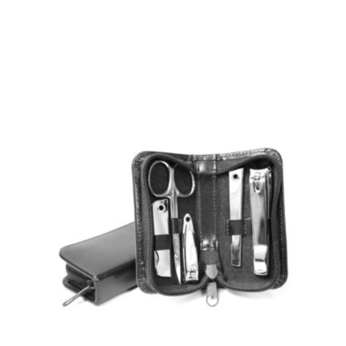 Executive Chrome-Plated Mini Manicure Kit