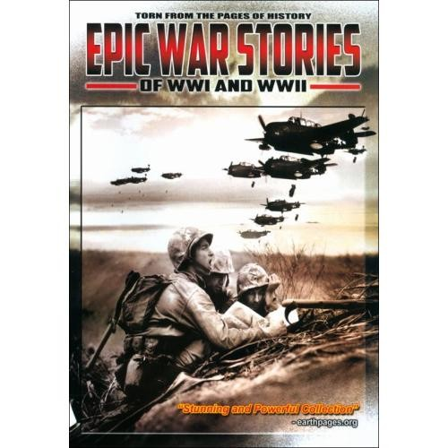 Epic War Stories of WWI and WWII [DVD] [English] [2013]