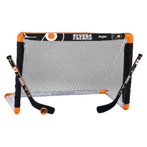 Franklin NHL Philadelphia Flyers Mini Hockey Set