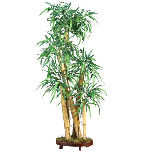 nearly natural Silk Chinese Bamboo Plant