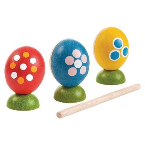 PlanToys Egg Percussion Set