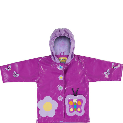 Kidorable Butterfly All-Weather Raincoat
