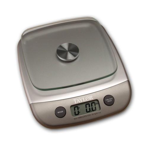 Taylor Kitchen Scale  Silver (8 lb.)