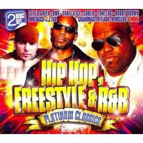 Various - Hip Hop, Freestyle & R&B Platinum Classics