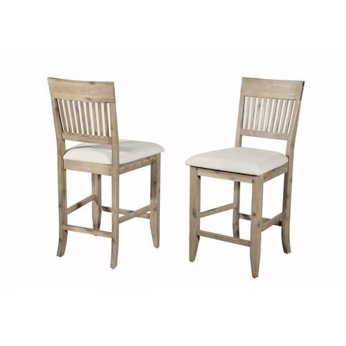 Alpine Aspen Pub Chairs (Set of 2)