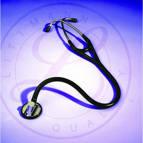 3m Littmann Master Cardiology Stethoscope 27 in./Black