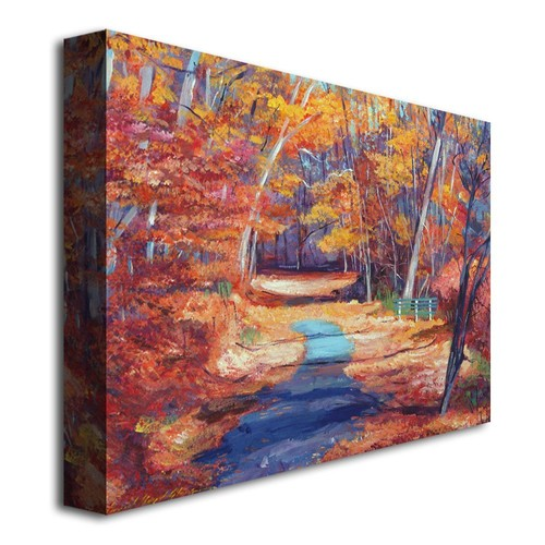 The Resting Place by David Lloyd Glover, 18x24-Inch Canvas Wall Art [18 by 24-Inch]