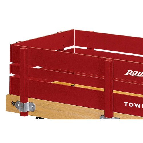 Radio Flyer Town and Country Wagon [Town and Country Wagon - Red]