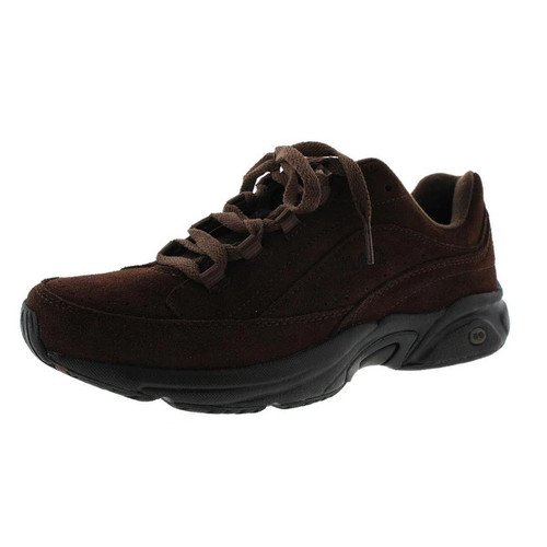 Ryka Womens Catalyst III Walking Shoes Suede Padded Insole