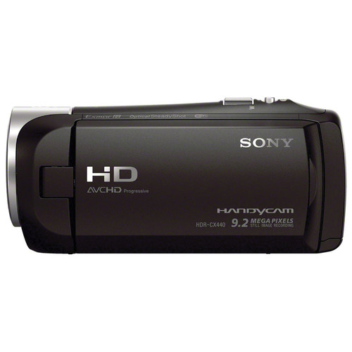 Sony Handycam Flash Memory Camcorder with Exmor R CMOS sensor