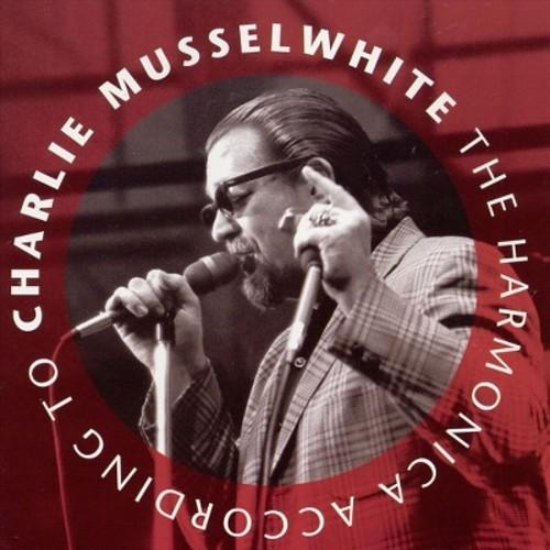 Harmonica According To Charlie CD (1994)