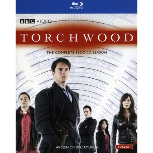 Torchwood: The Complete Second Season (Blu-ray) (Widescreen)