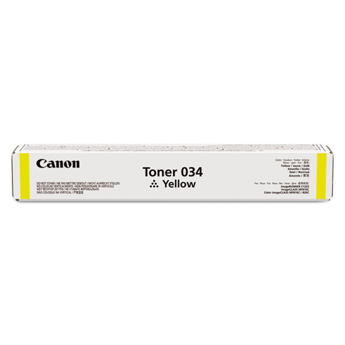 Canon 034 Original Toner Cartridge