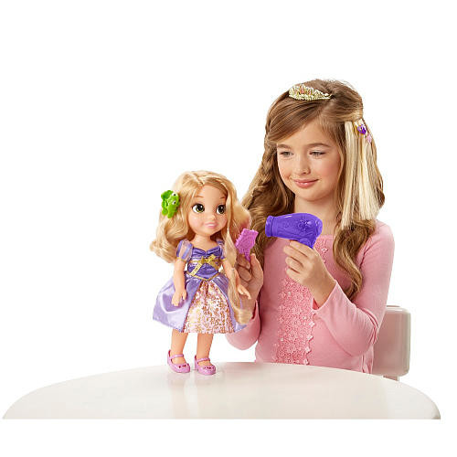 Disney Princess Toddler Style Me Doll - Rapunzel