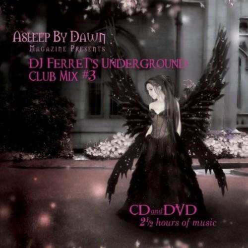DJ Ferret's Underground Club Mix, No. 3 [CD]