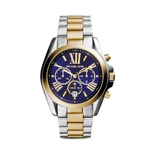 Bradshaw Two-Tone Watch, 43mm